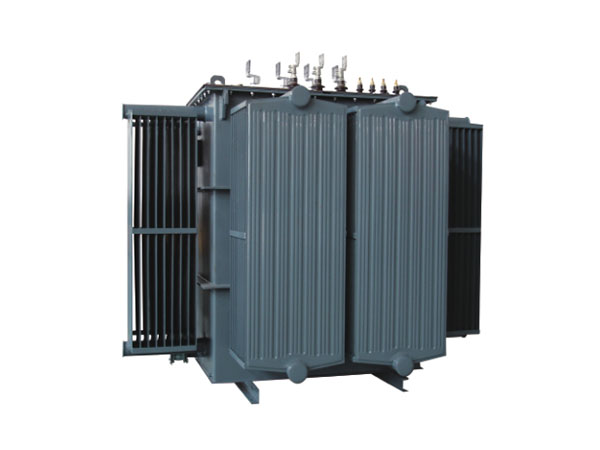 Power frequency furnace transformer